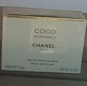Brand New Chanel Coco Mademoiselle Bar Soap 5.3oz